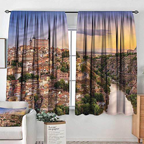 familytaste Wanderlust,Rod Curtains Toledo Spain Old City 104