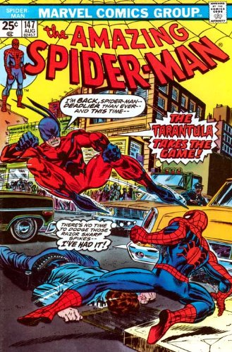 Amazing Spider-Man Vol. 1, No. 147 (Spiderman Amazing 147)
