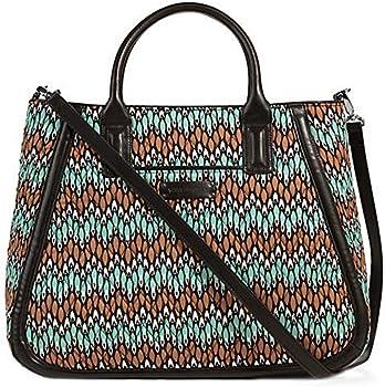 Vera Bradley Trapeze Tote Bag