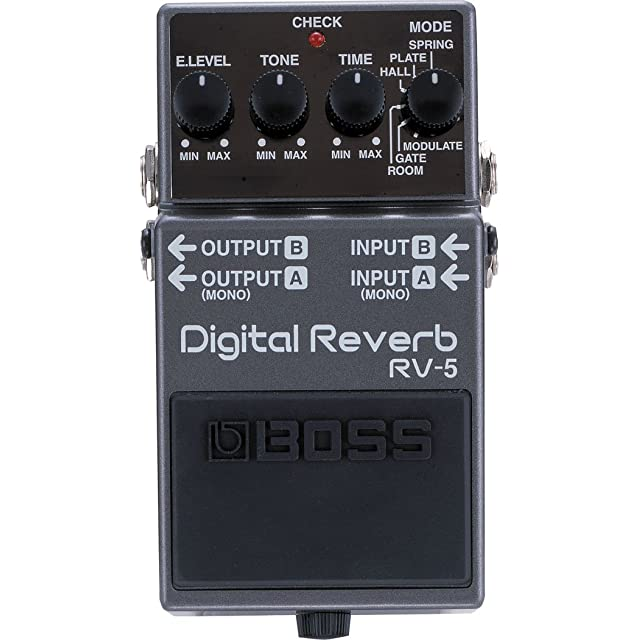 リンク:RV-5 Digital Reverb