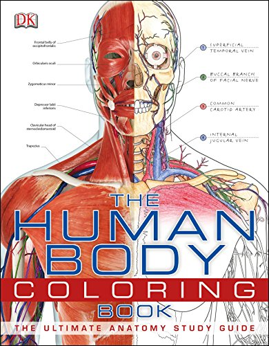 The Human Body Coloring Book