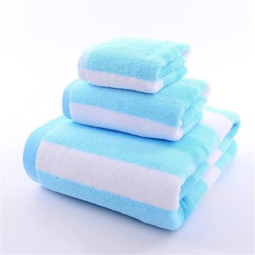 BB.er Juego de toallas de baño con toalla de algodón Baño de ducha ...