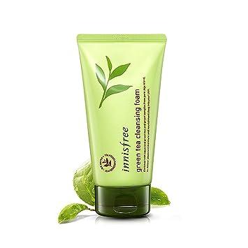 fe9bcbfd41c Amazon.com  Innisfree Green Tea Pure Cleansing Foam