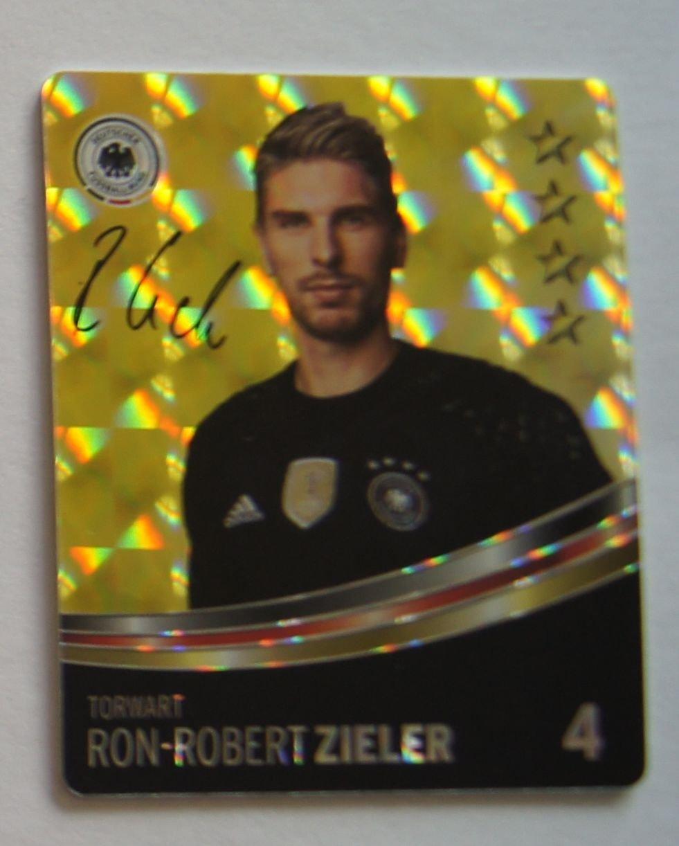 Rewe DFB Sammelkarten EM 2016 Auswahl aus allen 36 und Sammelalbum oder alles komplett alle 36 Standard-Karten komplett