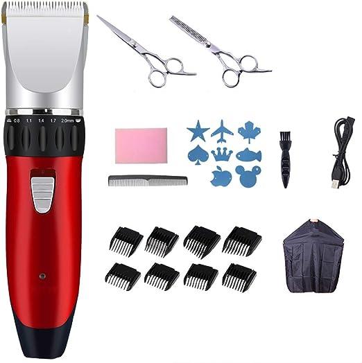Hair clipper Inicio peluquería cortadora de Pelo cortadora de Pelo ...