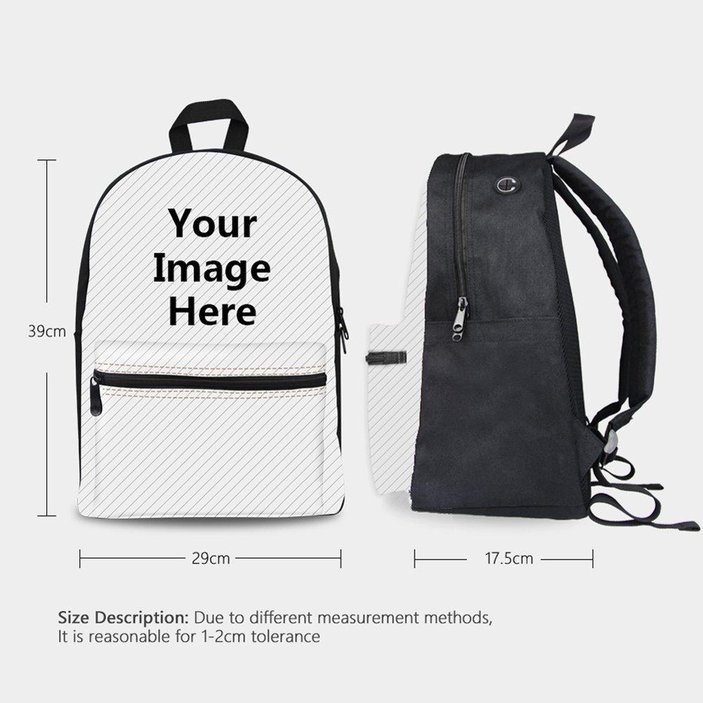HUGS IDEA 3D Shark Backpack Set Boys Blue School Book Bag Lunch Bags Pencil Case 3 in 1 by HUGS IDEA (Image #2)