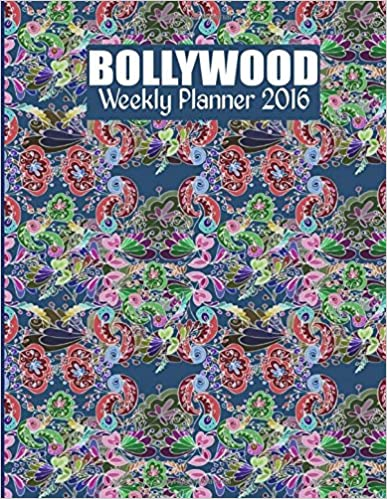 Livre en téléchargement e gratuitBollywood Weekly Planner 2016: 16-month Engagement Calendar, Diary and Planner en français PDF iBook