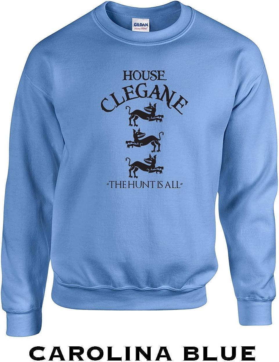 Swaffy Tees 12 House Clegane Funny Hooded Sweatshirt