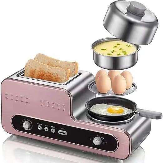 Multifunción Desayuno De Pan Máquina De Cocción 2 Rebanadas Horno ...