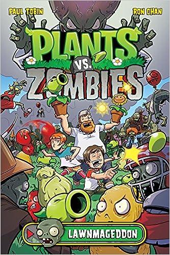 amazon com plants vs zombies volume 1 lawnmageddon 9781616551926