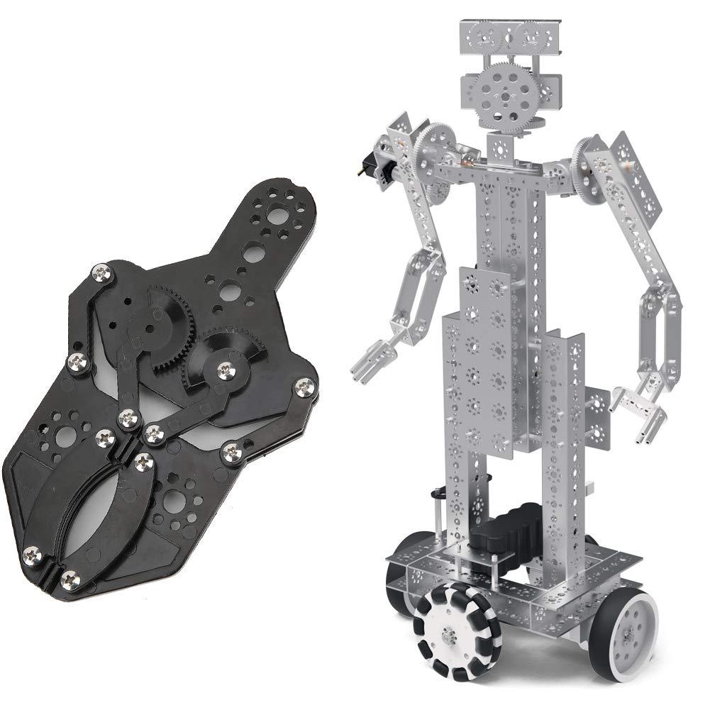 Metal 85mm Maximum Jaw Opening Distance Robot Gripper Kit Industrial Robot Parts Metal Gripper Kit Standard Gripper Kit