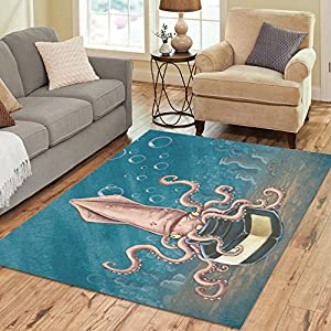 61LapnoIJgL._SS300_ Best Nautical Rugs and Nautical Area Rugs