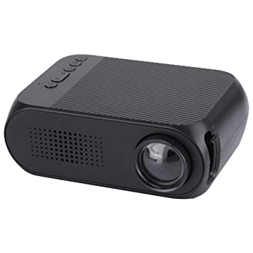 Amazon.com: ASHATA Mini Proyector, Home Micro Portable Full ...