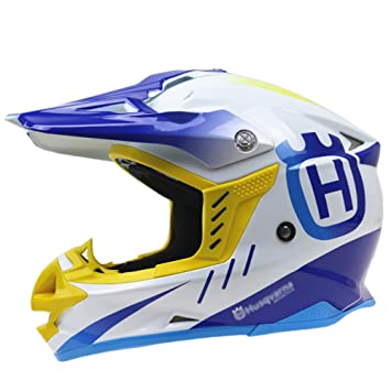 MERRYHE Unisex Adultos CE Certificado Motocicleta Off Road Full Face Cascos Flip Up Allround Casco Motocross