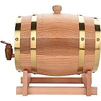 Barril de madera de roble para whisky, vino