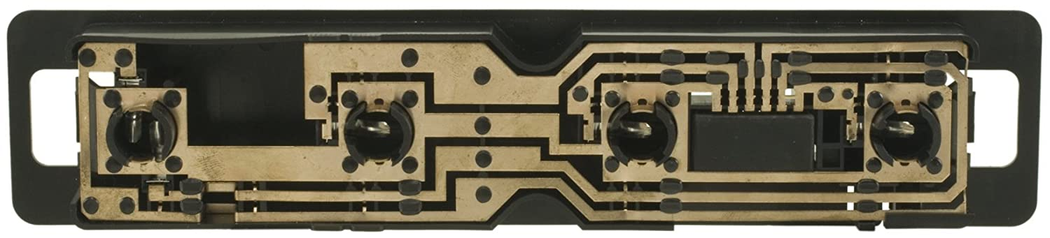 WVE by NTK 1P1734 Tail Light Circuit Board