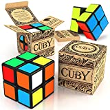 The Cuby 2x2 Cube Brain Teaser Puzzle