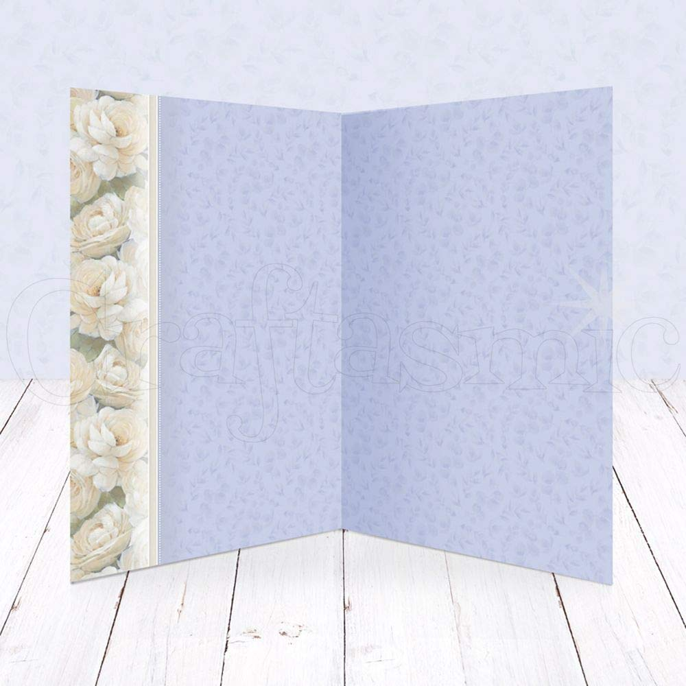 Floral Wishes Card Inserts Collection FWISH102 Hunkydory