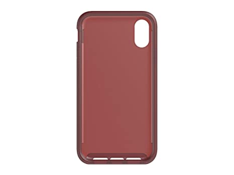 Tech21 Evo Luxe Phone Case Cover for Apple iPhone XR - Chesnut Leather