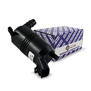 Mean Mug Auto 385-232316C Windshield Washer Pump - For: Chevrolet, Toyota, Lexus & More - Replaces OEM #: 22156171, 85330-06030