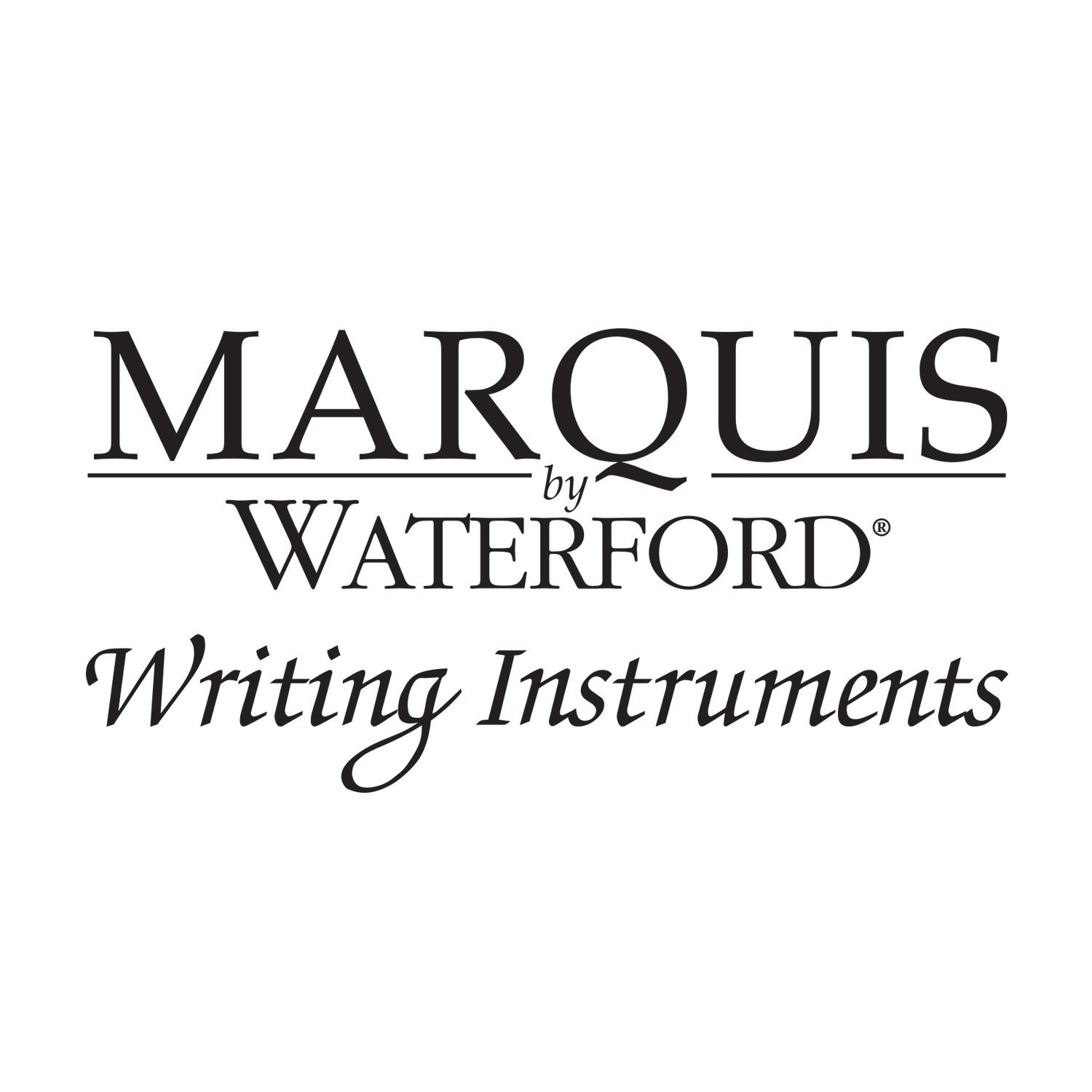 Marquis Metro Ball Pen & Mechanical Pencil Set, Blue Lacquer finish with Chrome accents (WM/828/BE/C) by Marquis By Waterford (Image #2)