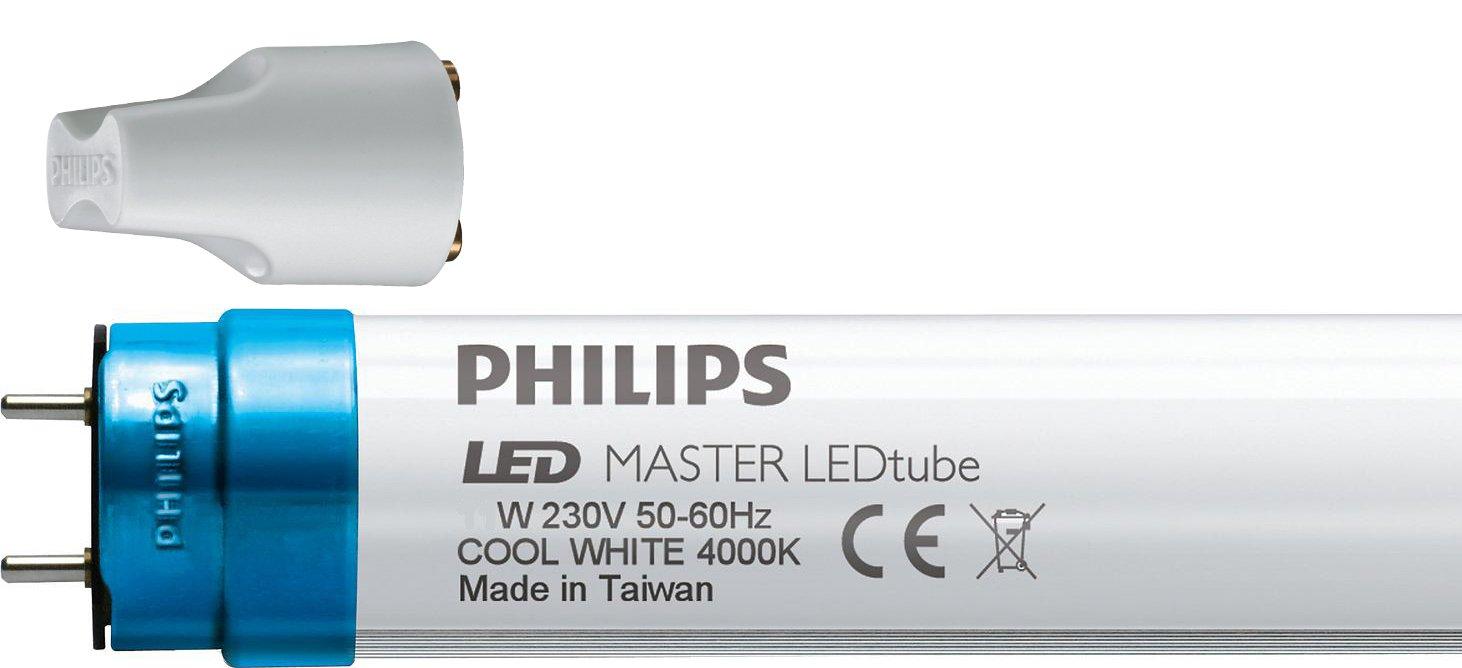 PHILIPS LICHT LED Röhre 13W GA 600mm, G13, 840 LEDtube: Amazon.de:  Beleuchtung