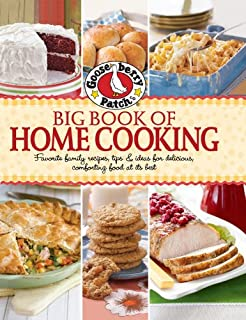Everyday comfort food 260 easy homestyle recipes for every gooseberry patch big book of home cooking favorite family recipes tips ideas for forumfinder Images