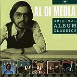 5cd Original Album Classics (Land Of The Midnight Sun/Elegant Gypsy/Casi No/Splendido Hotel/Electric Rendezvo Us)
