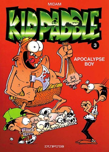 kid paddle tome 2 carnage total