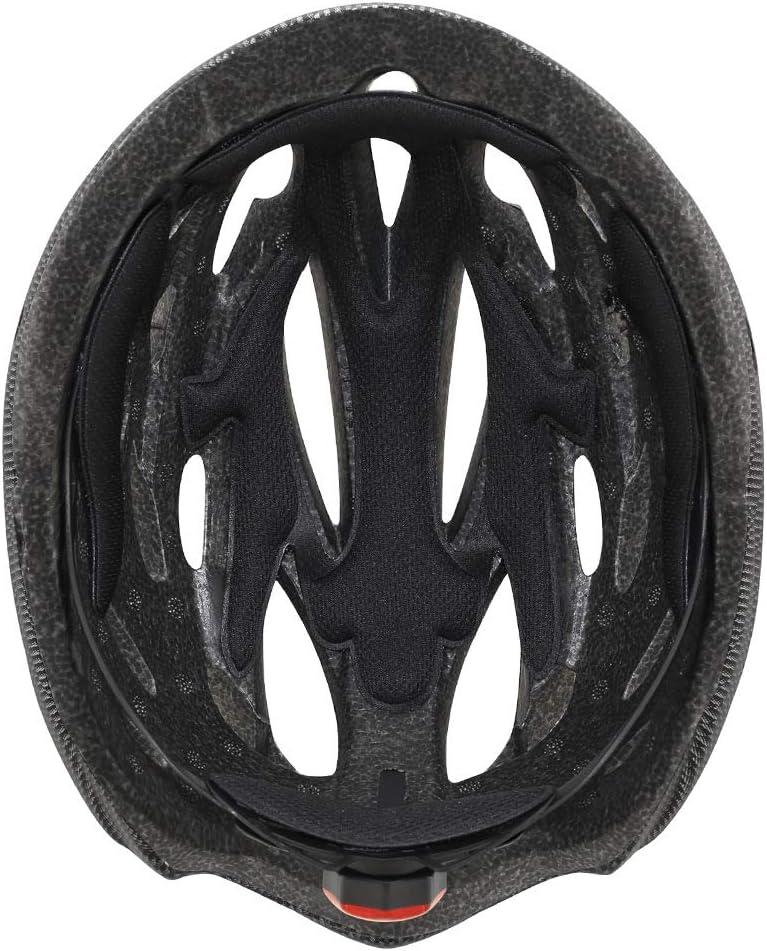 54-61 Cm Equipado con Visera Casco Ultraligero para Adultos Neutral Gafas HANFEI Casco De Bicicleta De Monta/ña M//L
