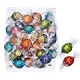 リンツ (Lindt) チョコレート リンドール 10種類アソート 詰め合わせ [Bタイプ] 個包装 30個入りセット