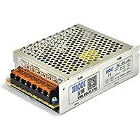 XINCOL 12V 5A 60W Transformador de Potencia, Transformador de Voltaje, Fuente de Alimentación para la Tira de LED