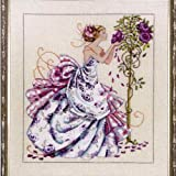 Roses of Provence Cross Stitch Chart MD124
