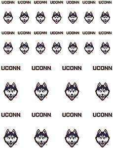The Fanatic Group UConn Huskies Small Sticker Sheet - 2 Sheets