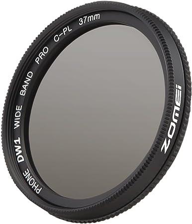Zomei Lente polarizada Circular de 37 mm para iPhone 6S, 6S Plus ...