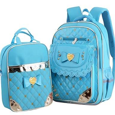 Amazon.com: Mochilas escolares para niña, bolsa de libros ...