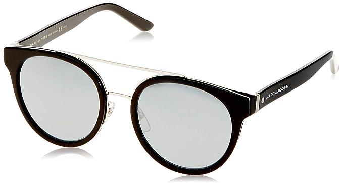 0d5ec2ab5f Marc Jacobs Marc 80/F/S T4 807 53 Montures de Lunettes, Noir Black ...