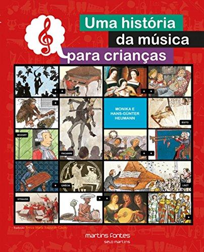 Uma história da música para crianças