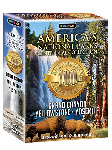 National Parks Collection - America's National Parks: 100th Anniversary Centennial Collection 3 pk.