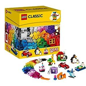 LEGO Classic Creative Building Box Set #10695 - 61Lb7 oMXZL - Classic Lego Creative Building Box Set #10695