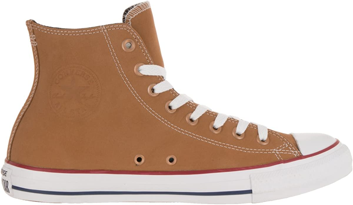 Converse Mens Chuck Taylor All Star Leather Hi