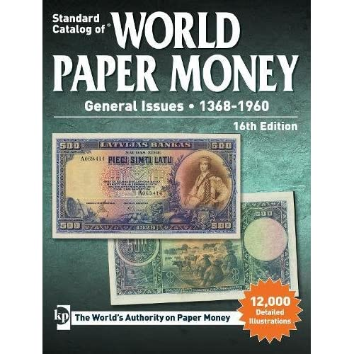 Standard Catalog of World Paper Money, General Issues, 1368-1960 61Lb7W6wzUL  Home Page 61Lb7W6wzUL