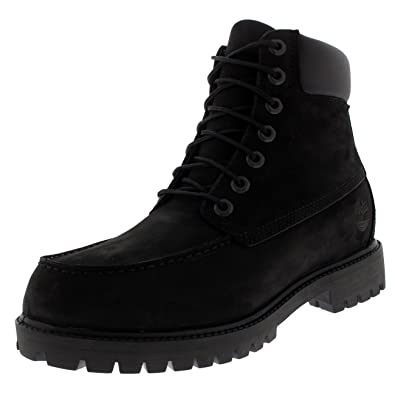 Timberland Men Black Timberland Ankle boots 6IN PREMIUM