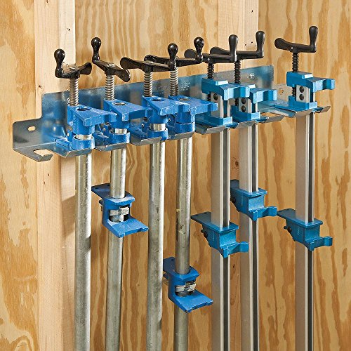 Pipe Clamp Rack/Bar Clamp Rack by Rockler