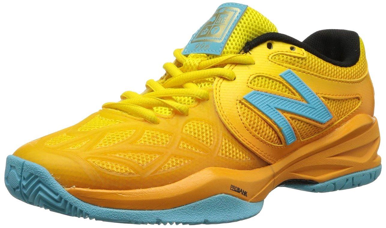 MultiCouleure (Mehrfarbig (Gsa blanc blanc blanc bleu Valve 33)) New Balance Wc996 B, Chaussures de sports extérieurs femme be7