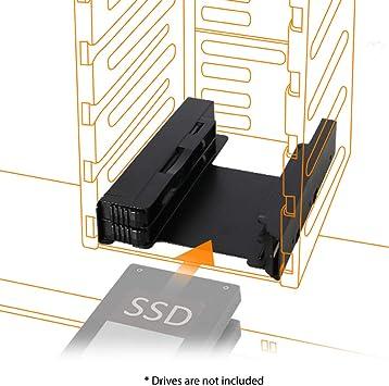 Icy Dock MB082SP - Marco para la instalación de Discos Duros SATA ...