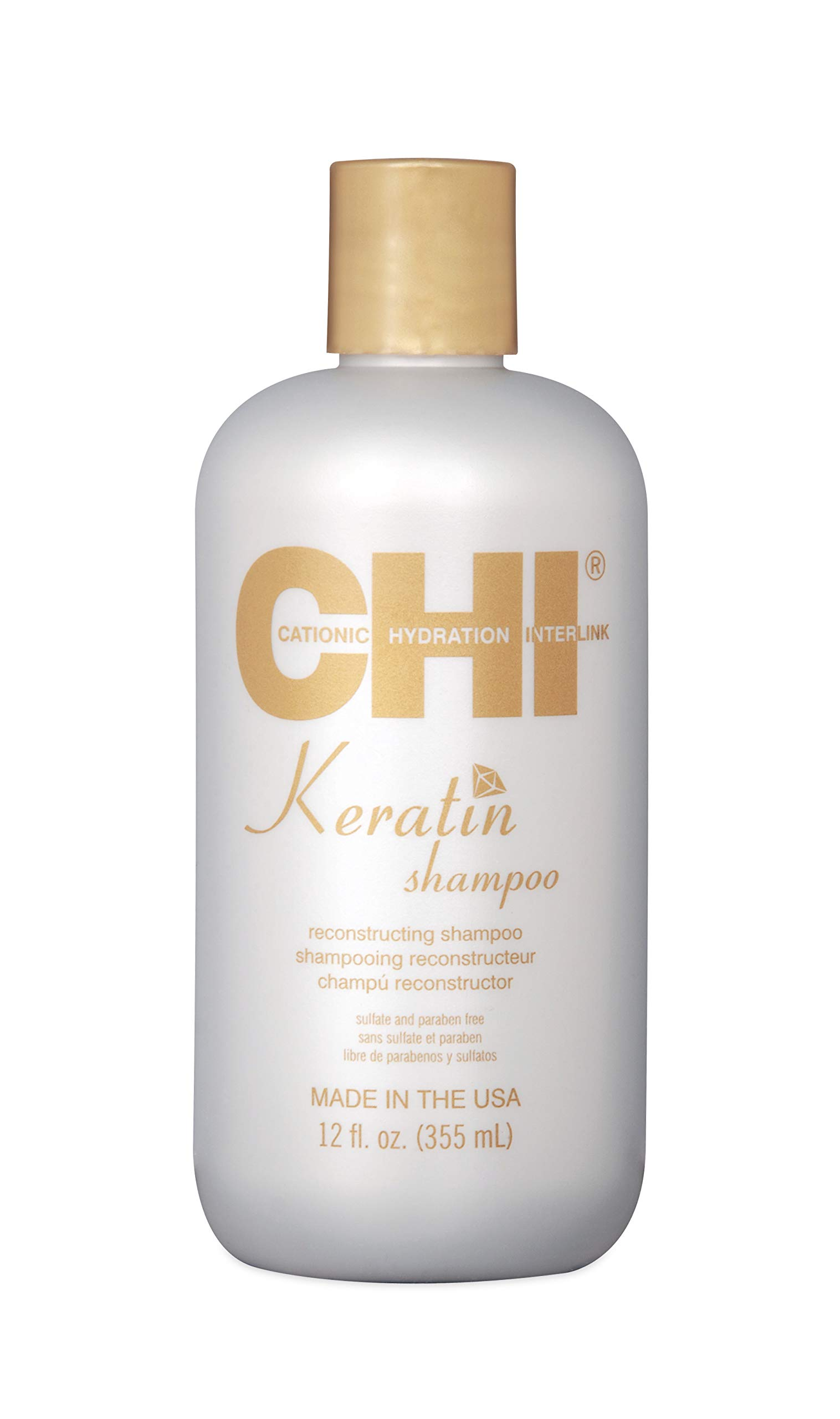 Farouk CHI Keratin Healing Shampoo 355 ml