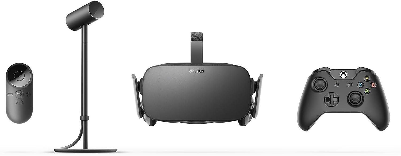 00cb35b3a Amazon.com: Oculus Rift - Virtual Reality Headset: Video Games