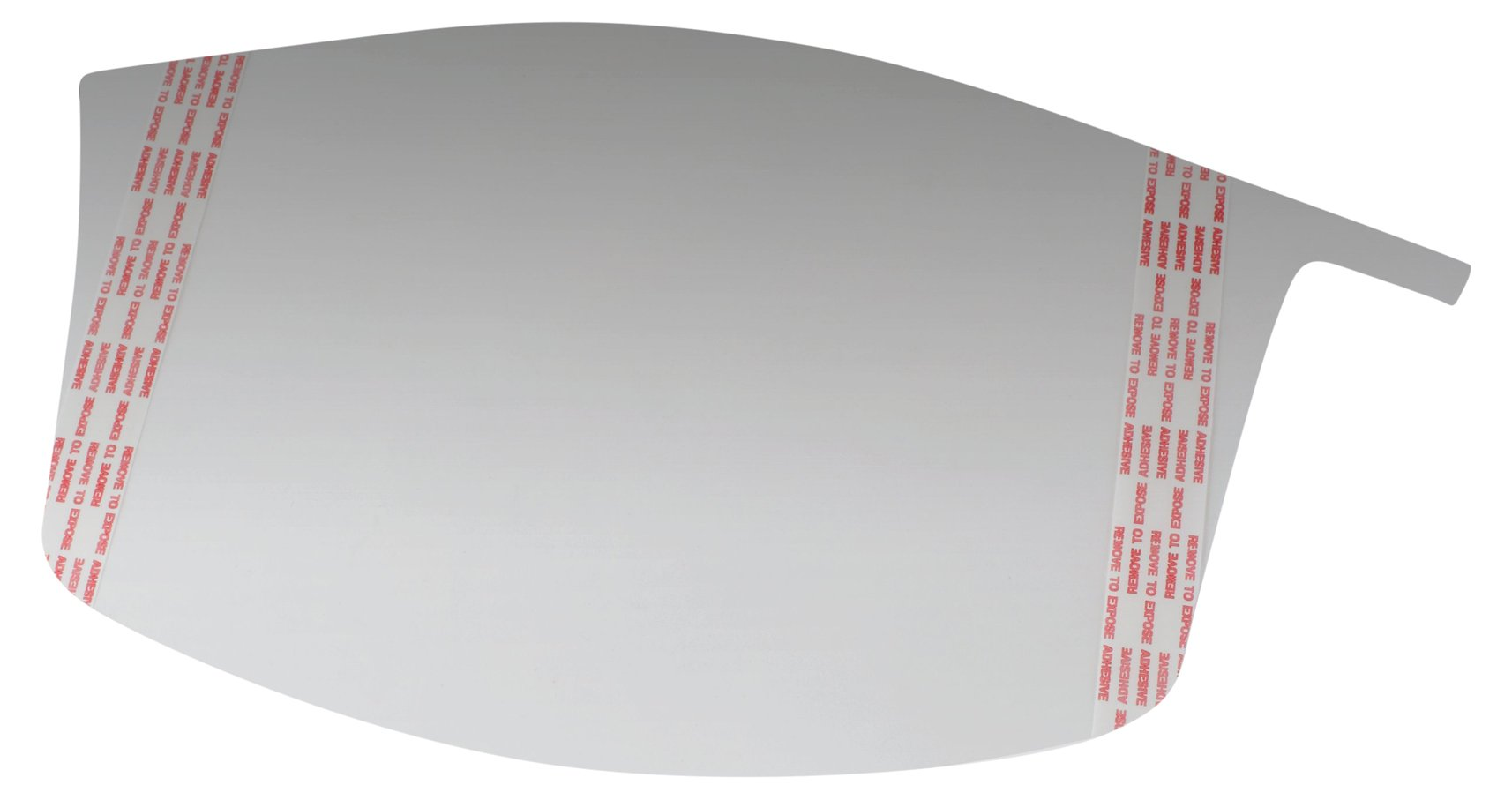 3M Versaflo 37452-case Peel-Off Visor Covers M-928/37452(AAD), for M-927 Premium Visor, 40 EA/Case, Clear (Pack of 40) by 3M