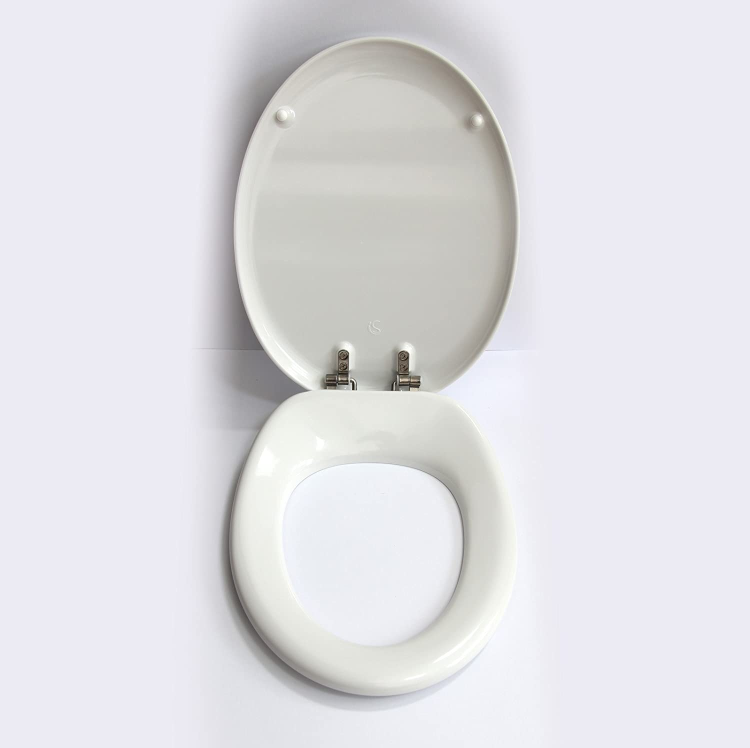 Ideal Standard K704301 White Purity Toilet Seat and Cover, Toilet by ...